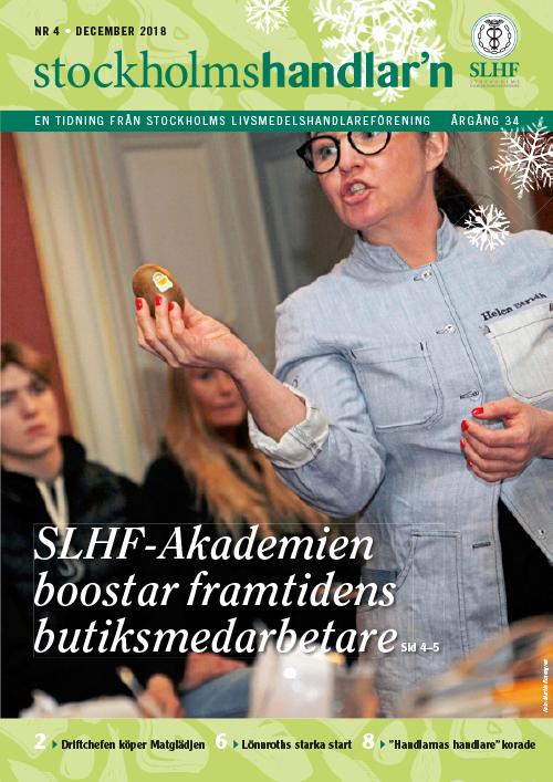 Stockholmshandlarn 4-2018