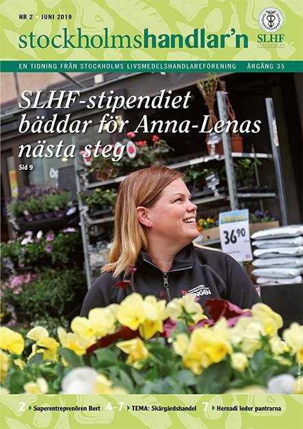 Stockholmshandlarn 2-2019