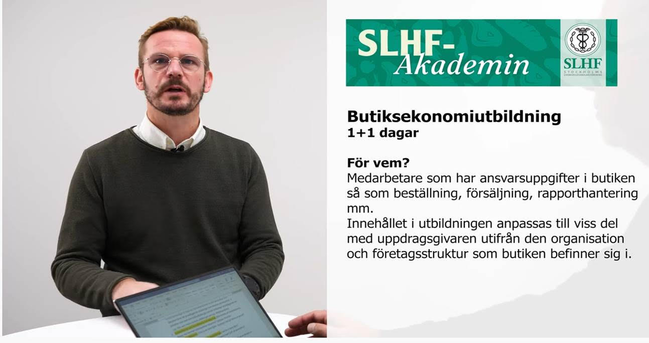 SLHF Akademin 2021